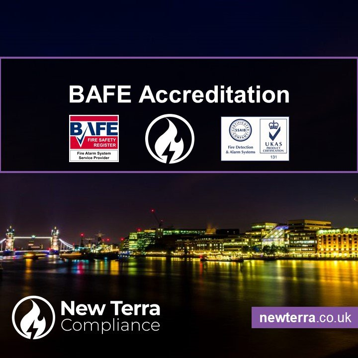 BAFE registered fire alarm company Essex