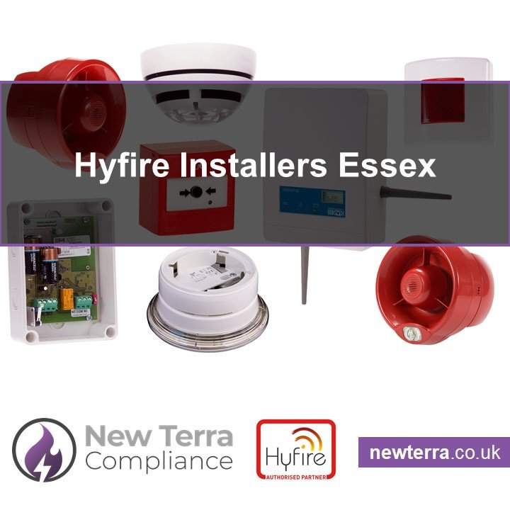Hyfire Approved Installers Essex